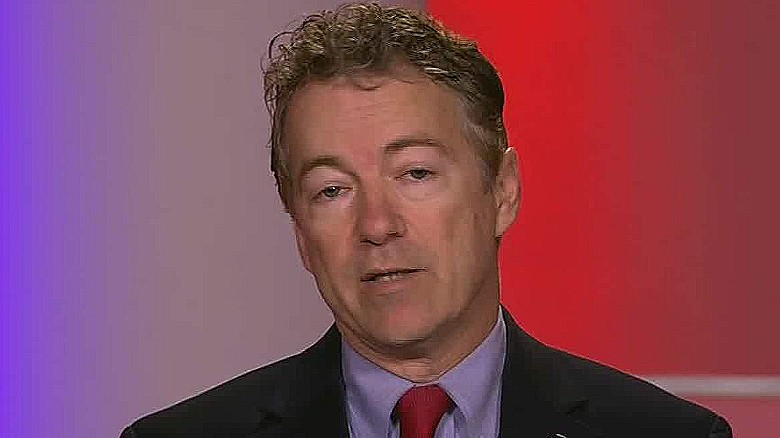 Rand Paul: Ted Cruz is a flip-flopper