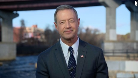 Democratic Presidential Candidate Martin O'Malley ISO for State of the Union.