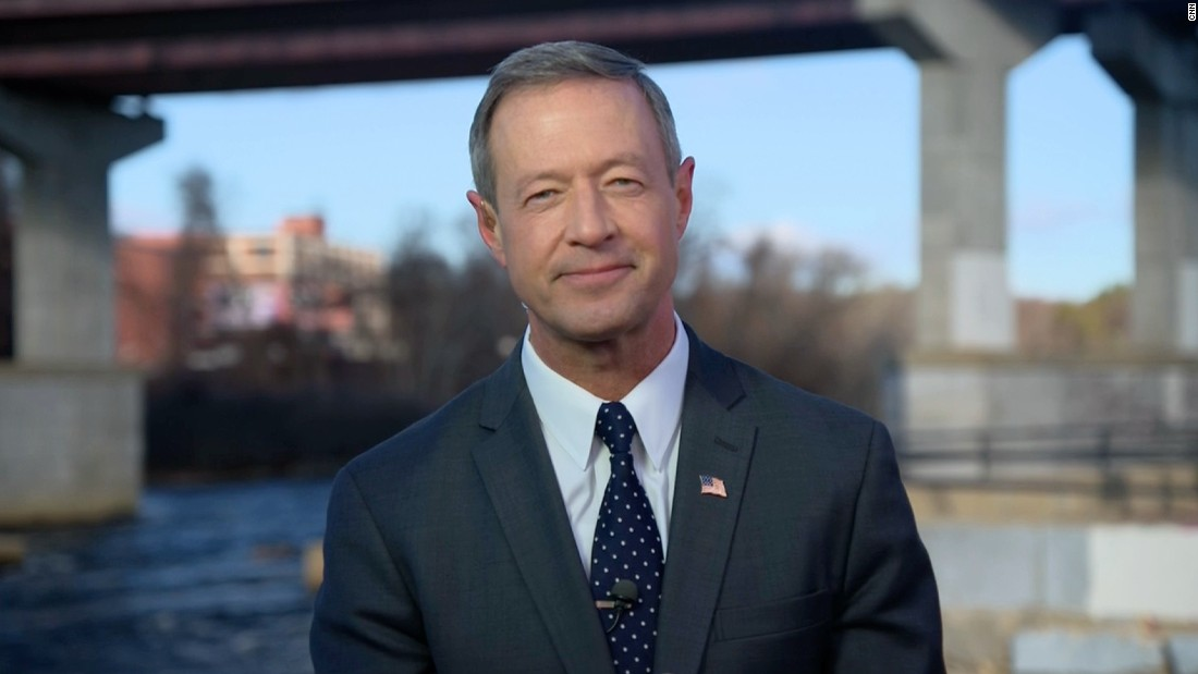 Three Dems on Ohio Democratic ballot, but not Martin O'Malley