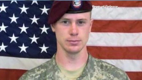 Army Sgt. Bowe Bergdahl went missing in Afghanistan in June 2009.