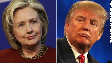 Trump demands apology from Clinton