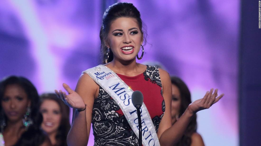 Miss Puerto Rico suspended after anti-Muslim tweets