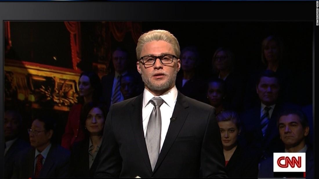 'SNL' mocks CNN's Republican debate