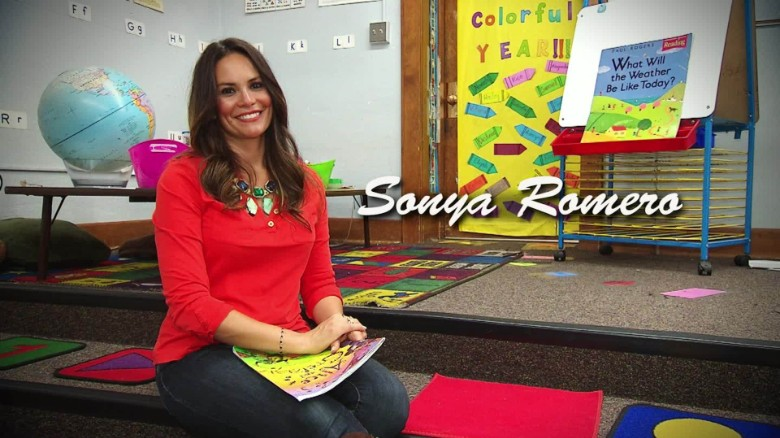 Giving in Focus: Sonya Romero
