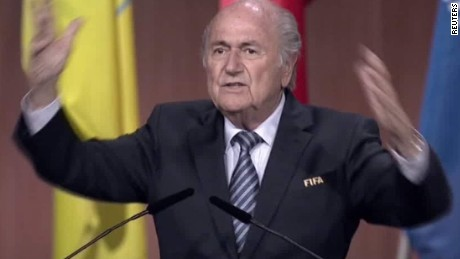 FIFA Pres. Candidate: 'Difficult times for FIFA'