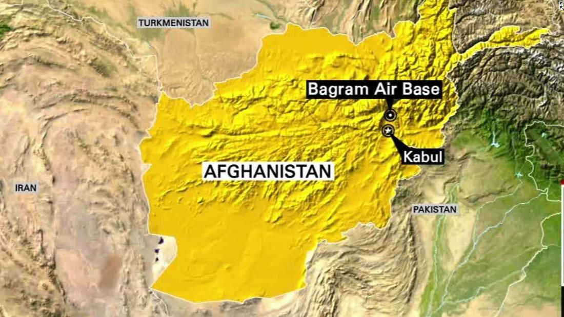 Mullah accused of shooting, killing Afghan-American woman in Kabul