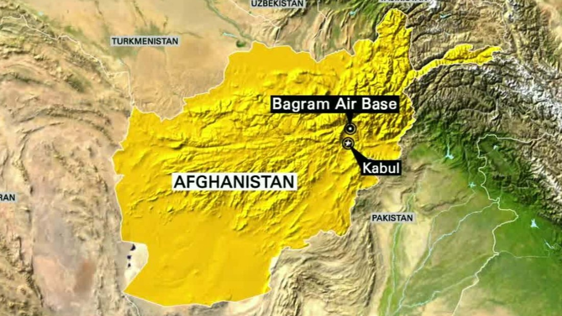 6 U.S. troops killed in motorcycle bomb attack in Afghanistan, officials say