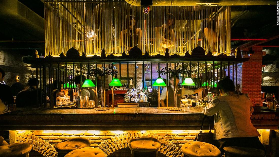 9 Of Bangkoku0027s Most Stunning Bars   CNN Travel