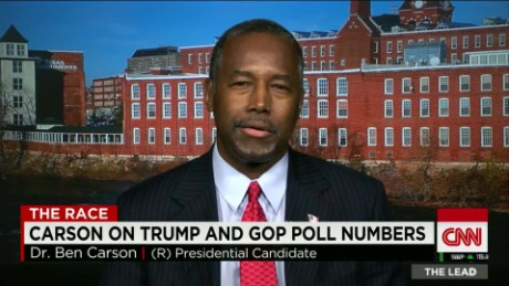Carson: Hope voters choose 'accomplishment' over 'volume'
