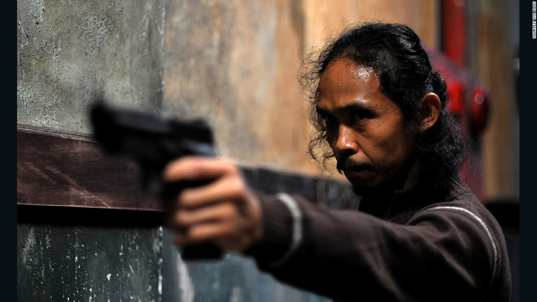 "Best known as 'Mad Dog' in ""The Raid,"" Yayan Ruhian was drafted in by Abrams to appear as Tasu Leech, a member of the infamous space pirate gang Kanjiklub."