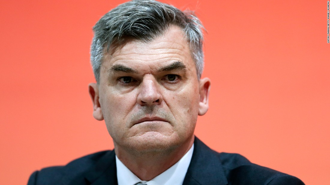 Nick Davies stepped aside from his role as IAAF Deputy General Secretary on Tuesday, saying his action would enable the IAAF's Ethics Board to be able to review his case properly. His relinquishing of his position, which could be temporary if he is proven innocent, comes after publication of a leaked email he sent in 2013 about doping in Russia. Davies denies having formulated a secret plan to delay the naming of Russian athletes who had tested positive for doping.