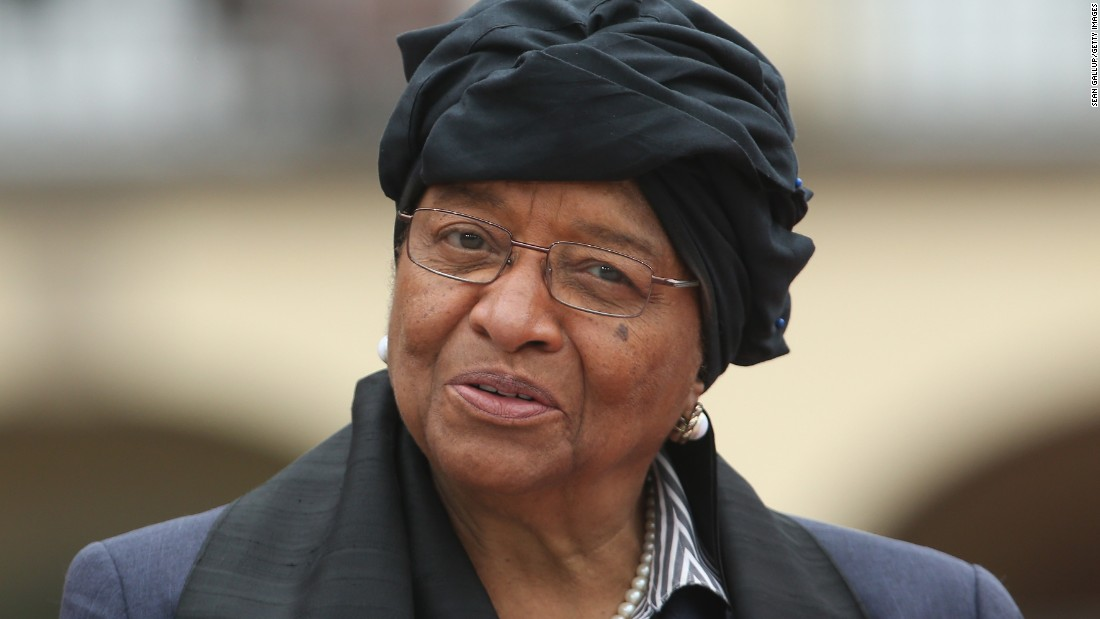 Liberian President Ellen Johnson Sirleaf not only helped bring an end to the Ebola epidemic, but also did something just as remarkable: She revealed her emotions and admitted her faults.