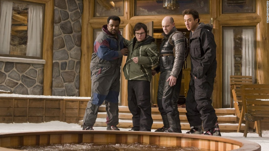 "<strong>""Hot Tub Time Machine"":</strong> Craig Robinson, Clark Duke, Rob Corddry and John Cusack star in this comedy about a group that travels back in time via a ski resort hot tub. <strong>(Amazon Prime)</strong>"