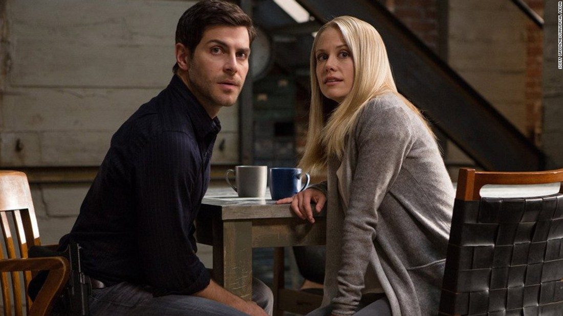 "<strong>""Grimm""</strong>: ""Grimm's Fairy Tales"" gets a reworking as a modern-day police procedural starring David Giuntoli and Claire Coffee. <strong>(Hulu) </strong>"