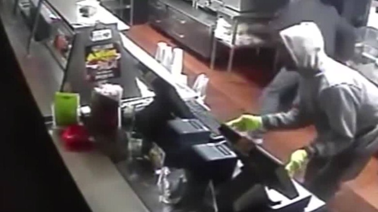 Restaurant turns robbery into hilarious ad