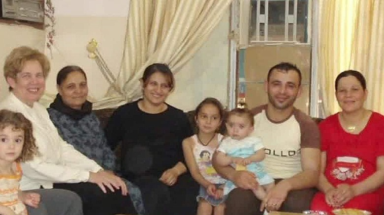 Iraqi Christians' second Christmas as refugees