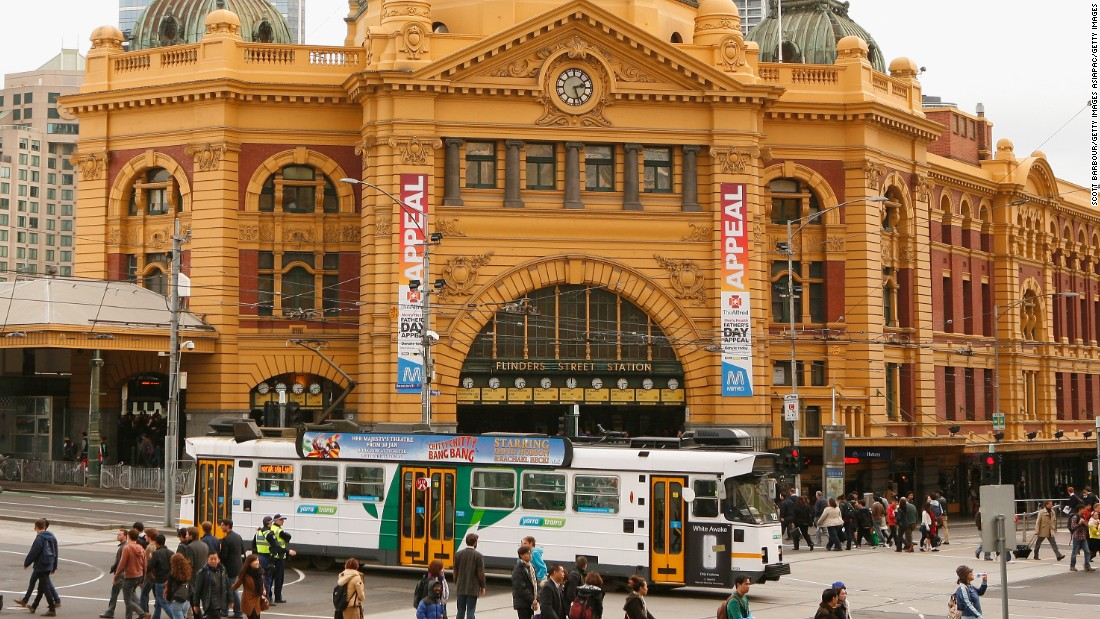 <strong>January, Melbourne</strong>: The tennis season's first major takes place in tram-filled Melbourne as the Australian summer continues. Melbourne was last year named the world's most livable city -- again -- by The Economist magazine.