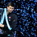 Djokovic london