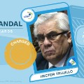 FIFA scandal collector cards Trujillo