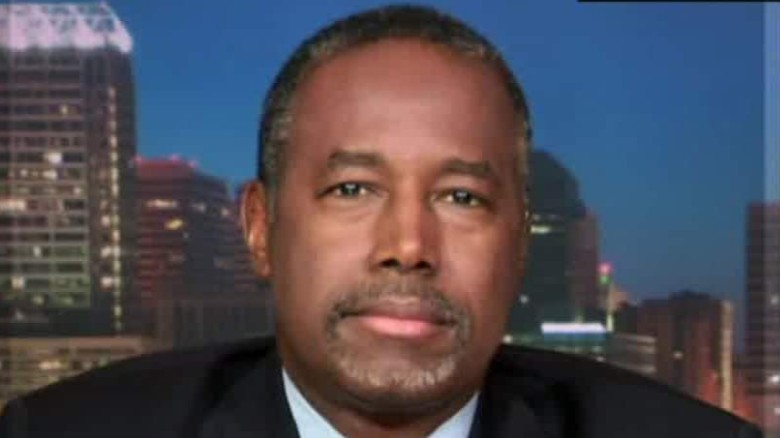 Ben Carson clarifies campaign shake-up