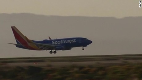 Southwest Flight emergency landing fuel dnt_00011216