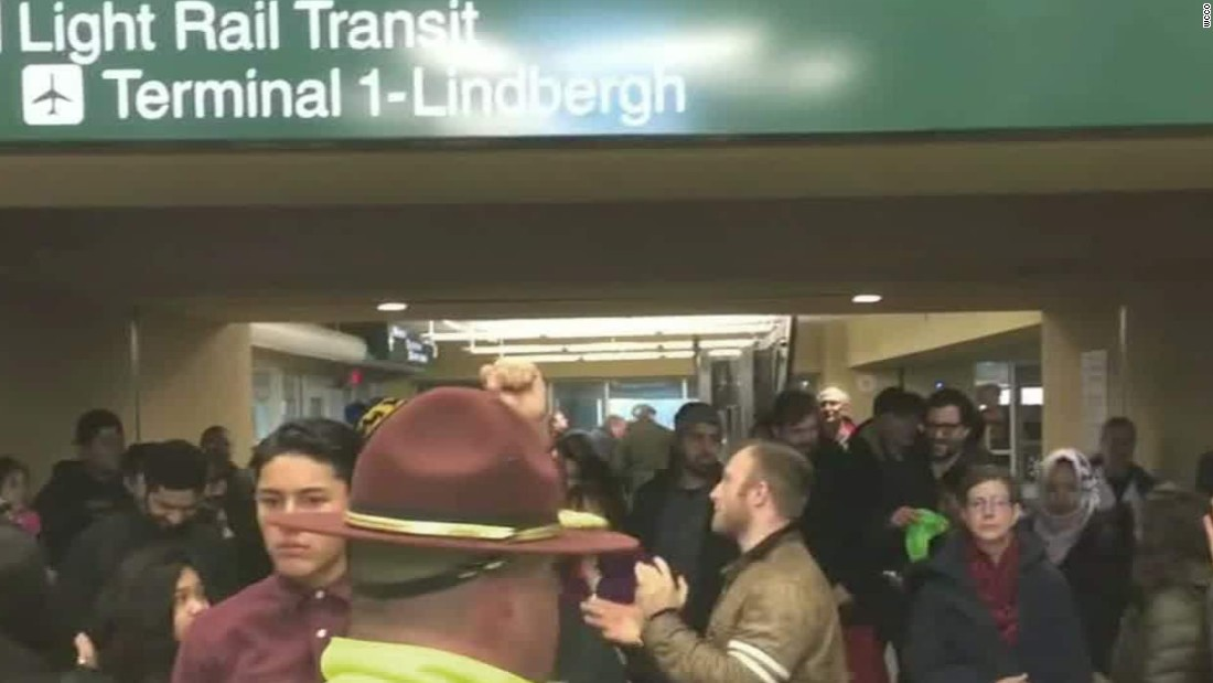 Black Lives Matter blocks roads to airports in Minneapolis, San Francisco
