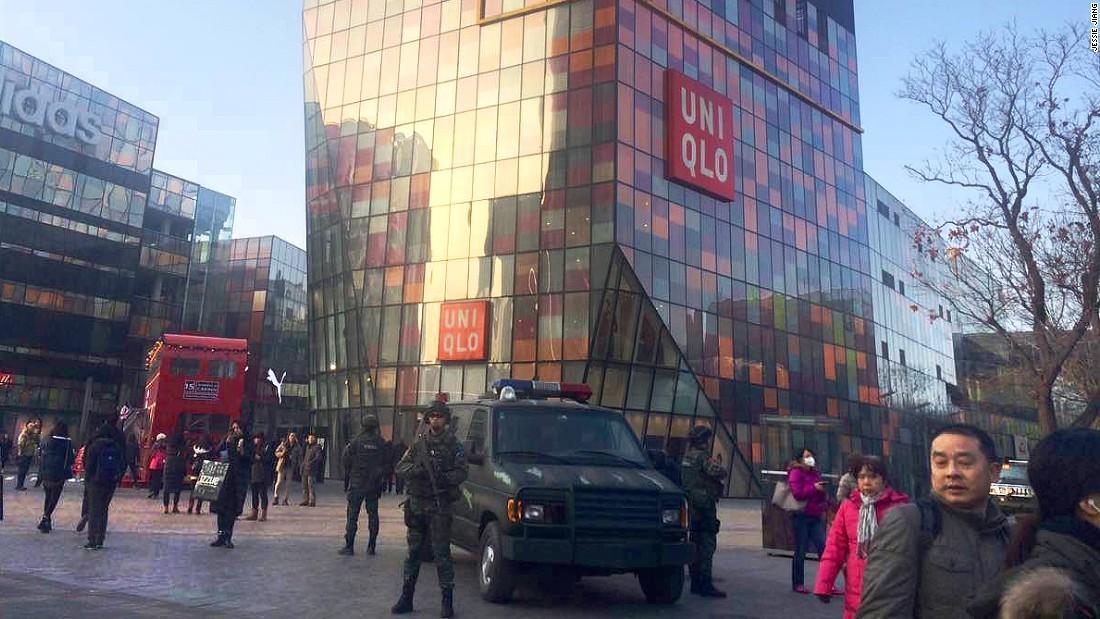 British, U.S. embassies warn of threats against Westerners in Beijing