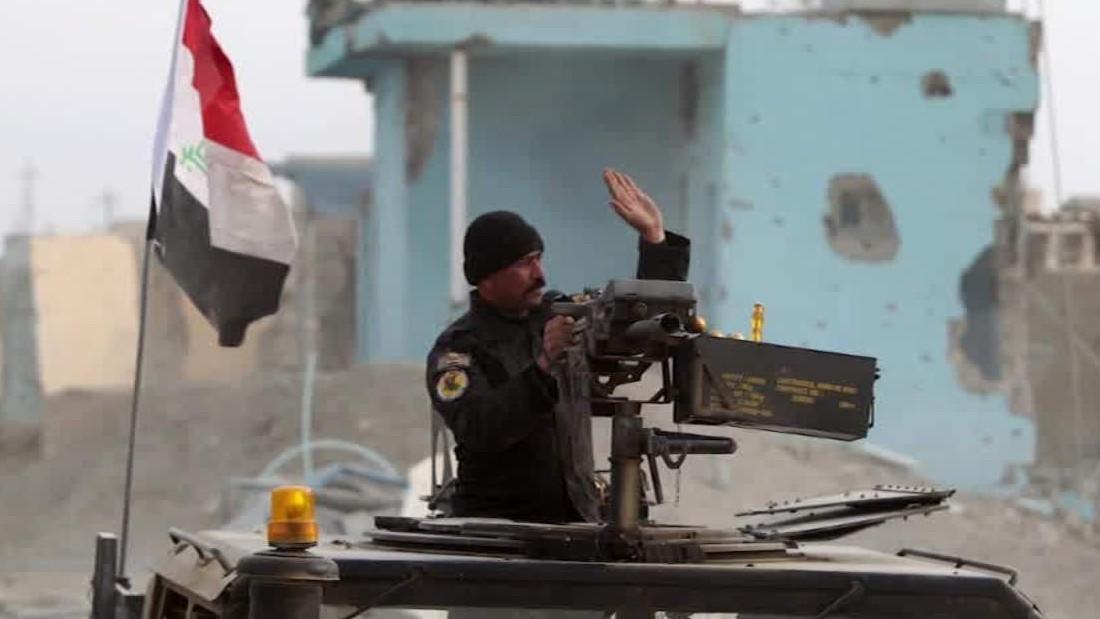 Ramadi has been taken back from ISIS, Iraqis say