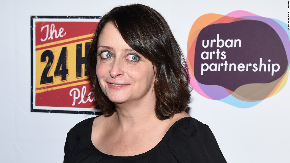"No Debbie Downer here! Former ""SNL"" cast member Rachel Dratch turned 50 on February 22."