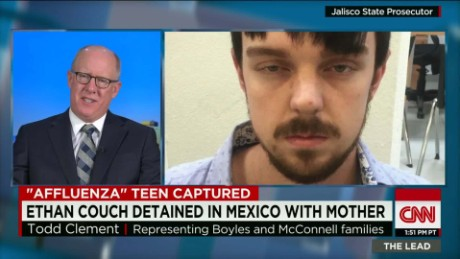 Victims' attorney: Ethan Couch case 'bad for society'