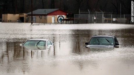 Driving through floodwater is deadly -- don't do it