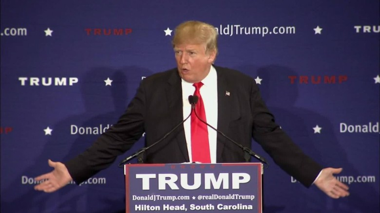 Donald Trump: Women don't like Hillary Clinton