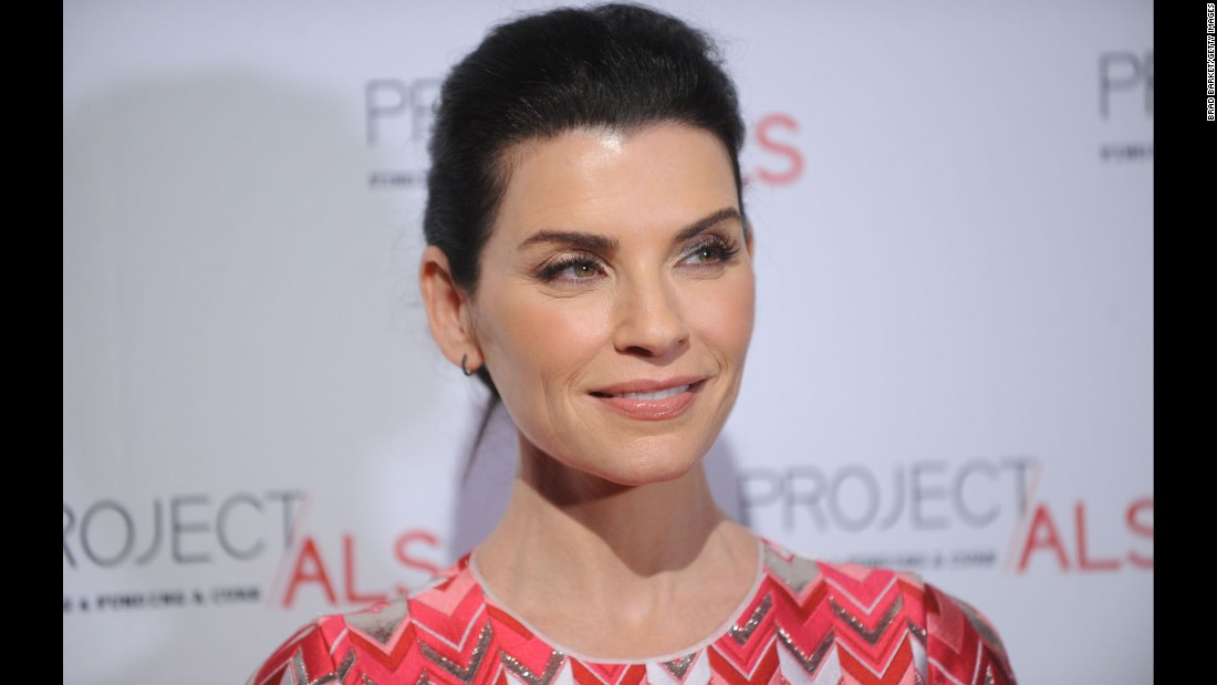 "The ""Good Wife"" hits the big one: Julianna Margulies turned 50 on June 8."