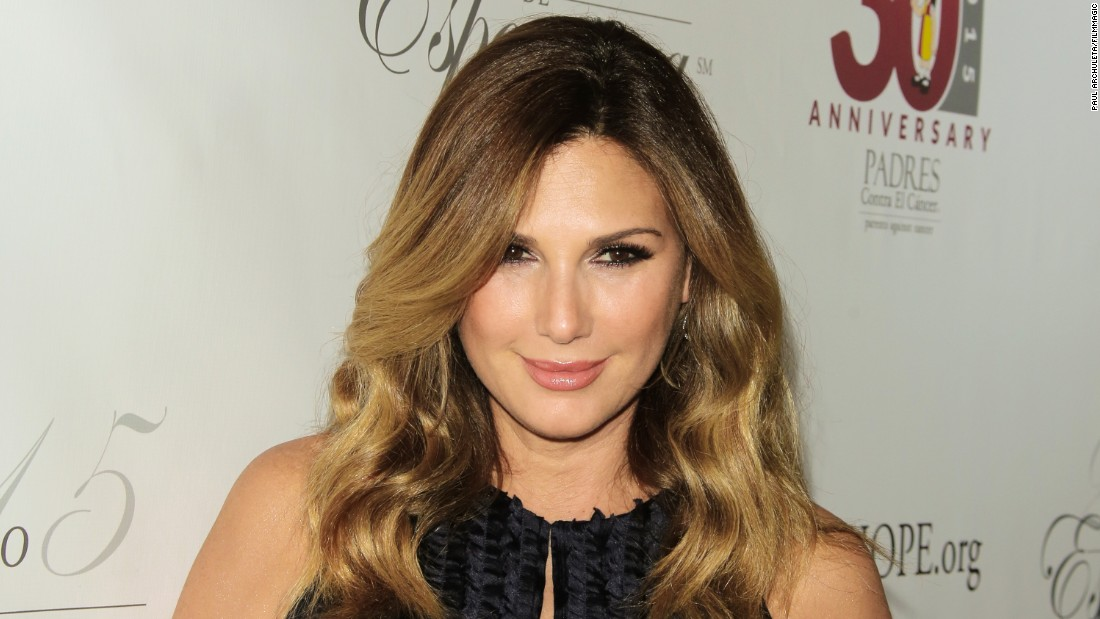 Newlywed Daisy Fuentes does 50 well. Her birthday is November 17.