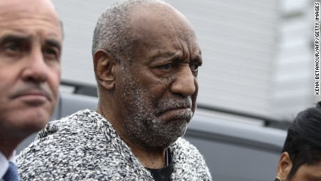 US comedian Bill Cosby arrives December 30, 2015 to the Court House in Elkins Park, Pennsylvania to face charges of aggravated indecent assault. Cosby was arraigned over an incident that took place in 2004 -- the first criminal charge filed against the actor after dozens of women claimed abuse.AFP PHOTO/KENA BETANCUR / AFP / KENA BETANCUR