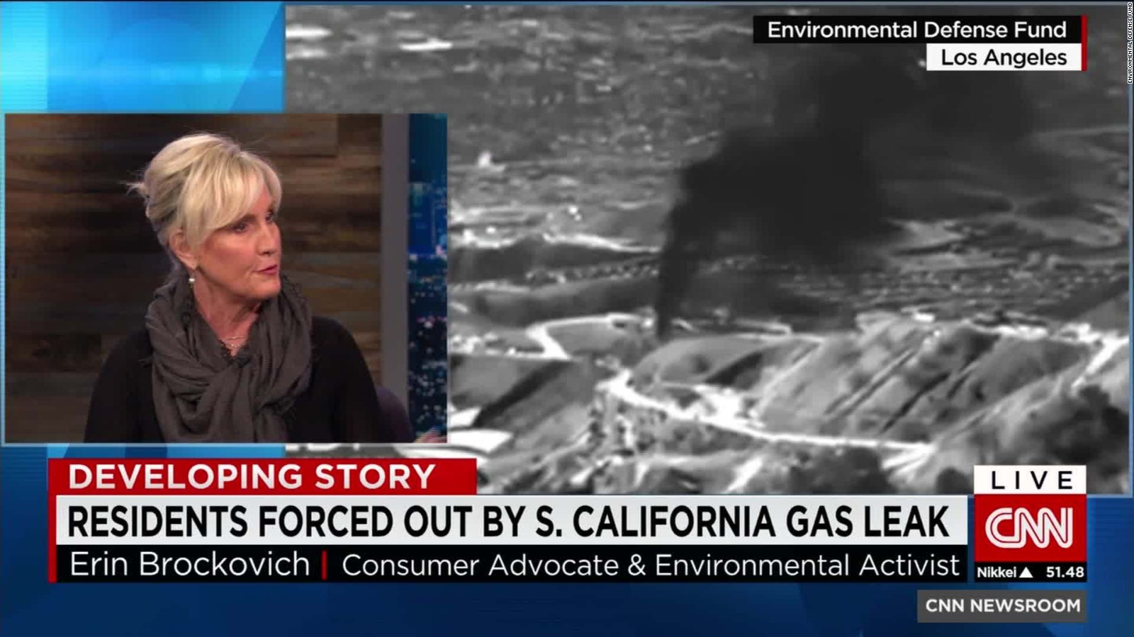 california declares emergency in porter ranch gas leak cnn