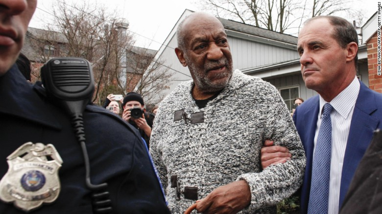 Cosby accuser: I'd like him to own up ...