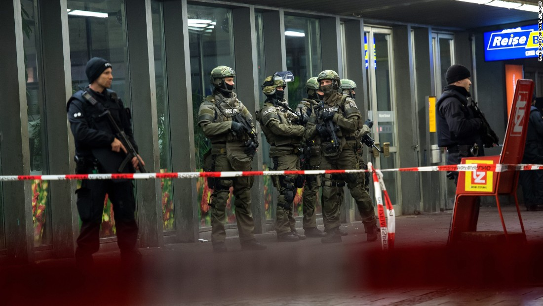 Munich train stations evacuated over concerns of possible ISIS terror plans