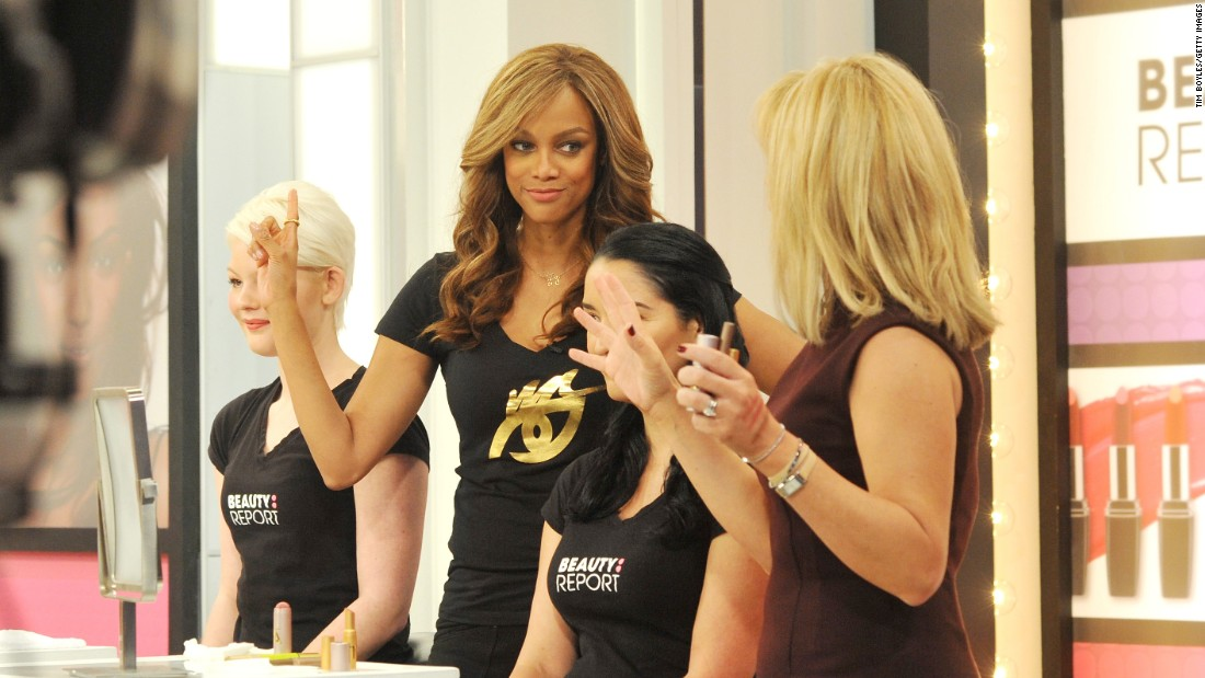 "Tyra Banks already had a career as a supermodel when she created the show ""America's Next Top Model."" Her exhortations sometimes rubbed contestants the wrong way, but she built up a huge fan base -- and related to them with her talk show, ""The Tyra Banks Show."" She was less successful with her 2015 <a href=""http://www.people.com/article/chrissy-teigen-tyra-banks-not-leaving-fablife-because-feud"" target=""_blank"">""FABLife"" daytime show with fellow model Chrissy Teigen. </a>"