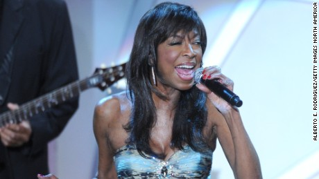 CENTURY CITY, CA - MAY 02:  Singer/songwriter Natalie Cole performs onstage during the 21st annual Race to Erase MS at the Hyatt Regency Century Plaza on May 2, 2014 in Century City, California.  (Photo by Alberto E. Rodriguez/Getty Images for Race to Erase MS)