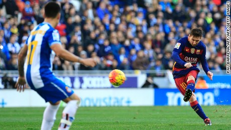 Barcelona draws blank against city rival Espanyol