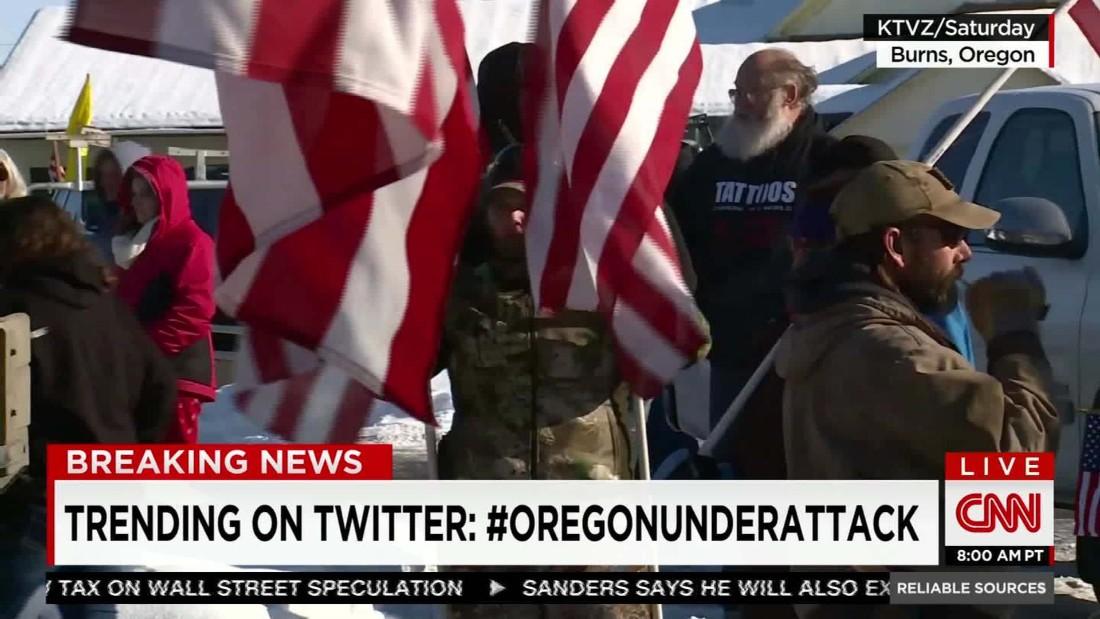 Oregon standoff? Call it a 'Y'all Qaeda' attack, say Internet users