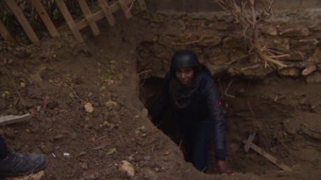 ISIS tunnels under Ramadi to evade airstrikes