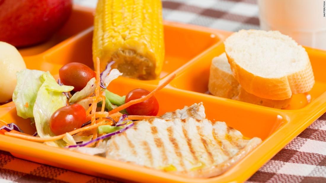School Lunch Changes Trump Shifts Obama Era School Lunch