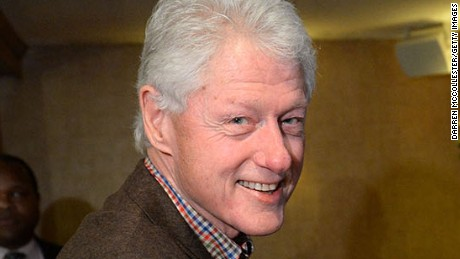 The problem with Bill Clinton