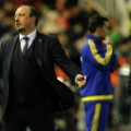 Rafael Benitez sacked Real Madrid Valencia