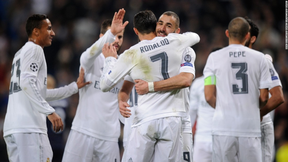 The 55-year-old also led Real to an 8-0 win against Swedish side Malmo in the Champions League, the biggest ever group stage win in the competition's history. Ronaldo scored four, as Benzema converted another hat-trick. And yet, still, many of the club's fans never warmed to Benitez.