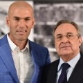 zidane appointed coach perez