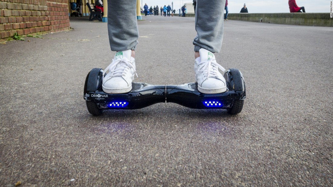 <strong>California:</strong> New regulations have been enacted on popular hoverboards, including a minimum age of 16, and a speed limit of 35 miles per hour or less, depending on the street.