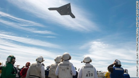 Navy seeks autonomous drones despite warnings from critics